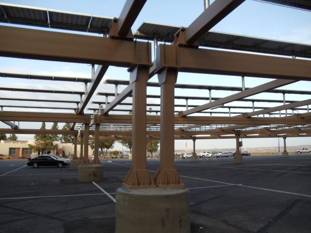 Bakersfield College Solar CarPorT