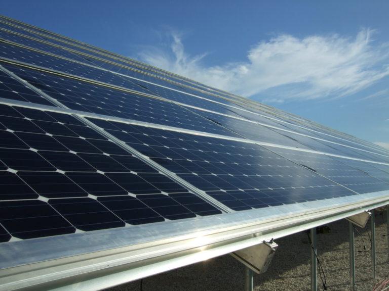 Solar GroundMounts Solar Structure