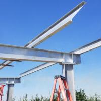 Inner Valley Solar CarPorT™ solar power carport installation