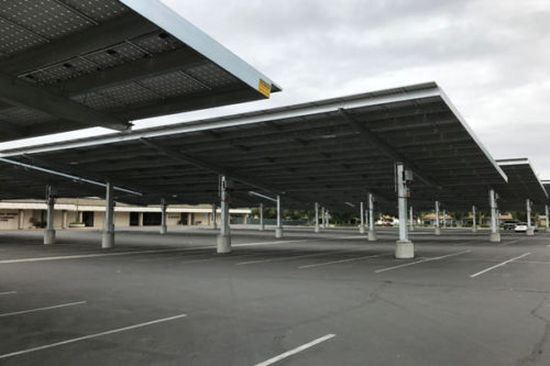 Bakersfield GroundMount Solar Structure