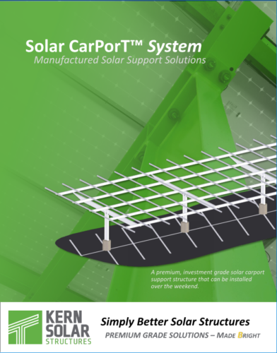 Solar Structure Brochure