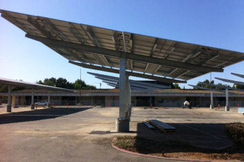 Kern High GroundMount Solar Structure