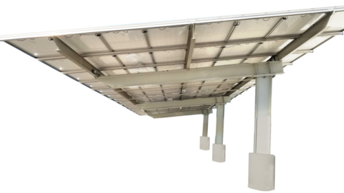 CarPorT Solar Structure
