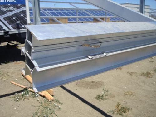Solar SpeedRax PV Rail System