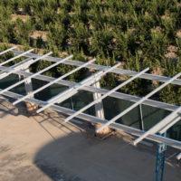Inner Valley GroundMount Solar Structure