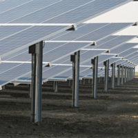 WestsideProduce GroundMount Solar Structure