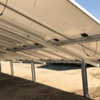 ground mounts for solar panels for Ski West Village HOA