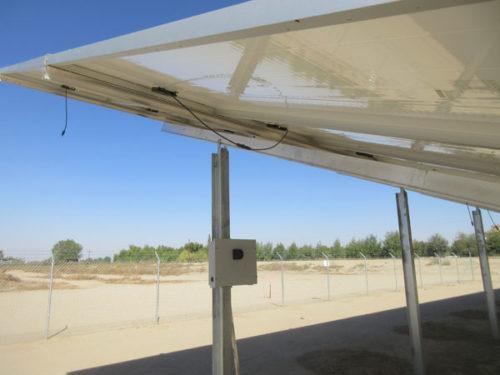 GroundMount Solar Structure