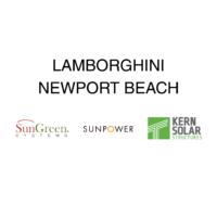 Press release Lamborghini