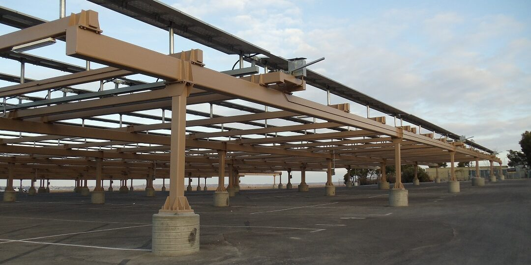 Solar CarPorT at BC